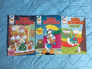Tebeos del Pato Donald (1991)