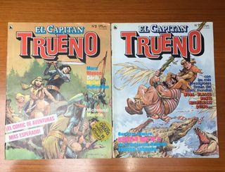 Cómics del Capitán Trueno (1986)