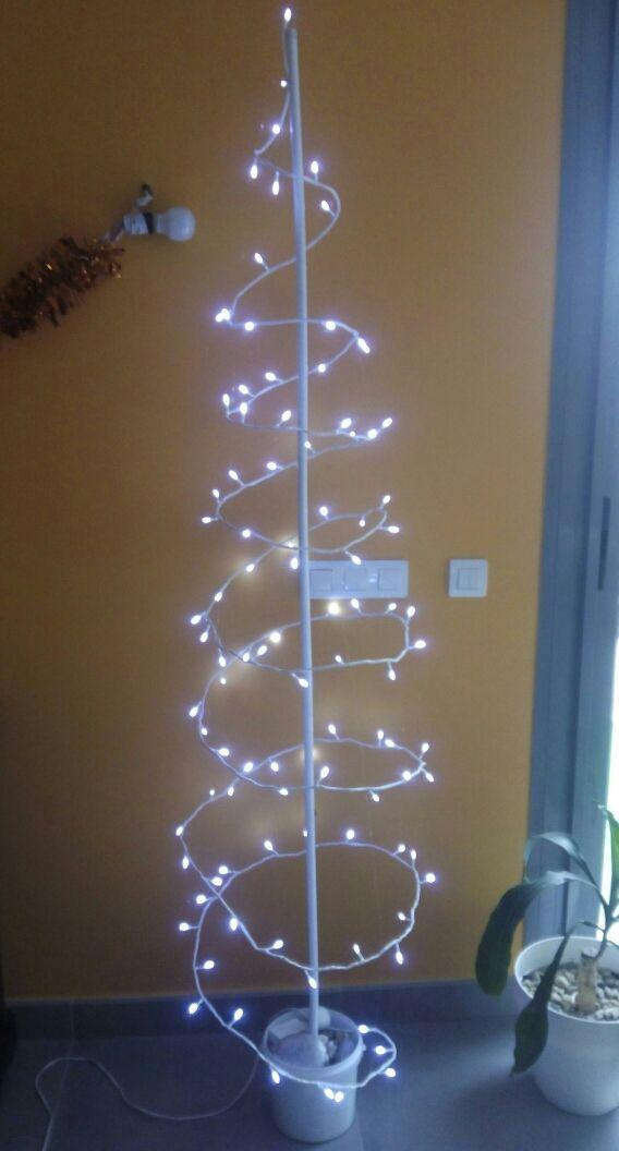 Arbol De Navidad Diseno Arte Artesanal De Segunda Mano Por 40 - Arbol-de-navidad-artesanal