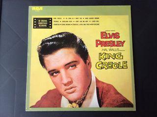 Elvis Presley King Creole LP.