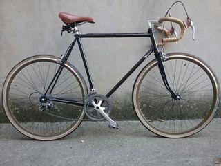 Bicicleta Orbea de carretera 90's UN CAPRICHO