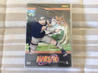 DVD Naruto,Numero 2