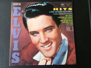 Elvis Presley Essential Vol.3 LP.