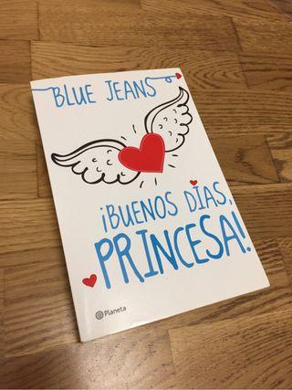 """Libro """"Buenos días princesa"""""""