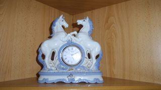 Reloj cuerda caballo