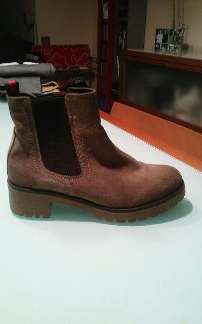 Zapatos botas mujer