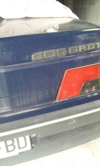 Peugeot406 GRDT