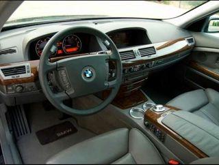 Despiece BMW e65