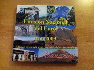 Cartera Nacional Euro 2009 - Canarias