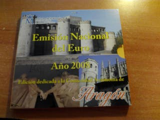 Cartera Nacional del Euro 2008 - Aragón