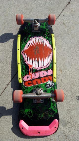 Skate old school