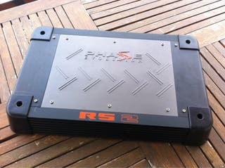 Etapa De Potencia Phase Evolution RS2