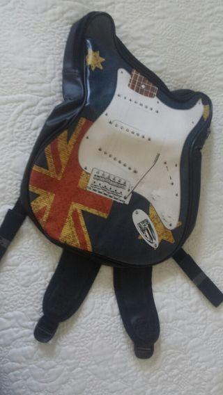 Mochila guitarra eléctrica