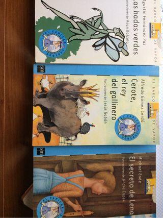 Conjunto libros