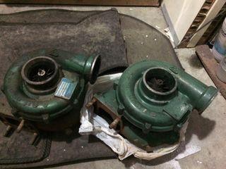 2 turbos para Volvo penta