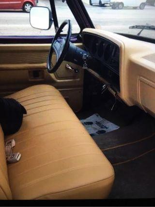 Pick up Dodge Ram
