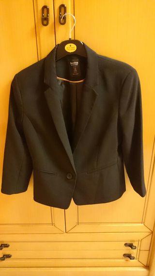 Cazadora y chaqueta