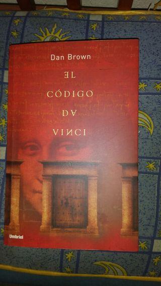 El código da Vinci. De Dan Brown.