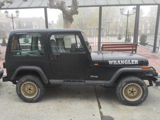 Jeep Wrangler 2.5