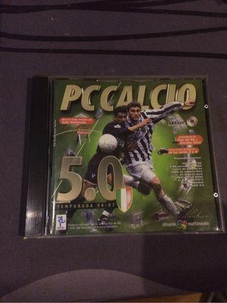 Manager futbol PC Calcio 5.0