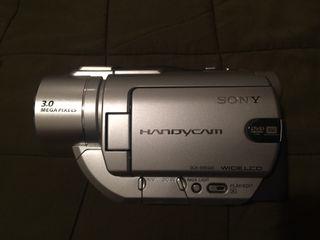 Videocámara Sony Handycam DCR-DVD405E