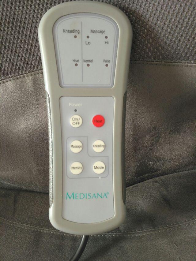 Funda masaje Medisana