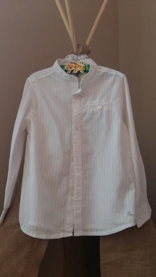 Camisa niño zara talla 4-5 años