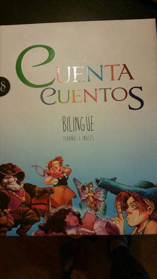 LIBRO DE CUENTOS BILINGÜE ESPAÑOL INGLÉS