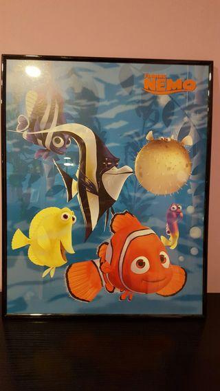 Cuadro infantil Nemo