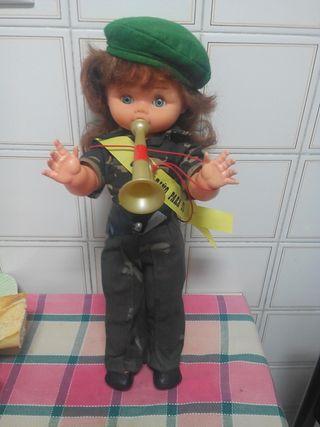 Muñeca militar del año 87