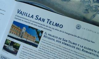Vajilla San Telmo la Catuja de