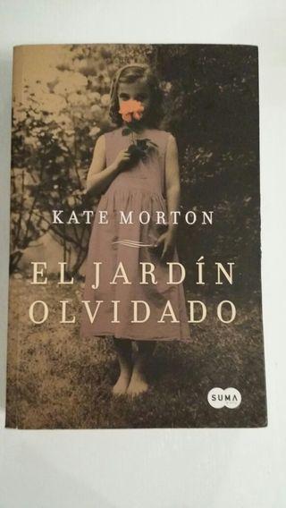 """""""El jardin olvidado"""", Kate Morton"""