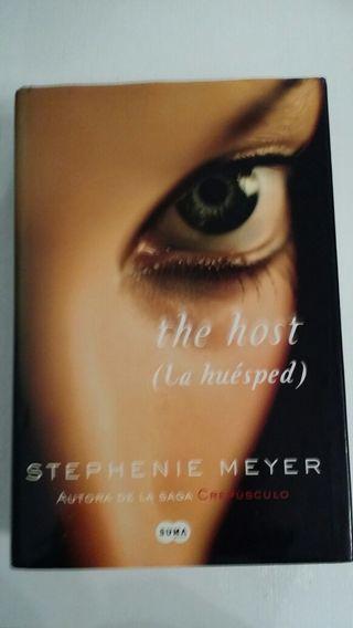 """The host, La huesped"" Stephenie Meyer"