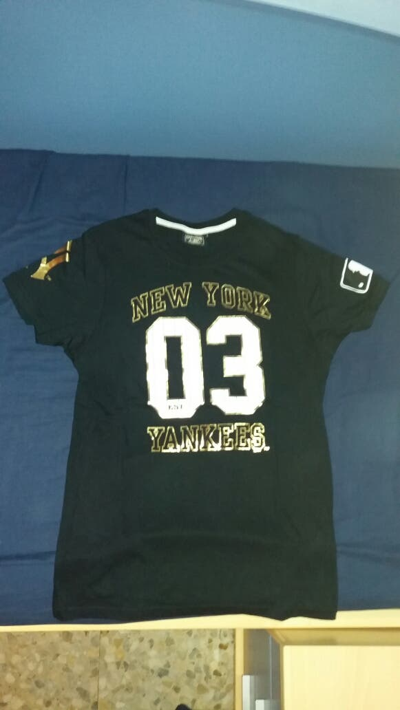 Camiseta new york yankees
