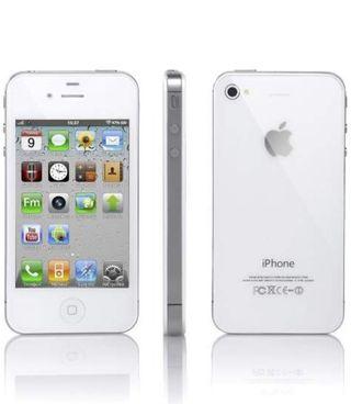 Iphone 4s 16gb libre + fundas .