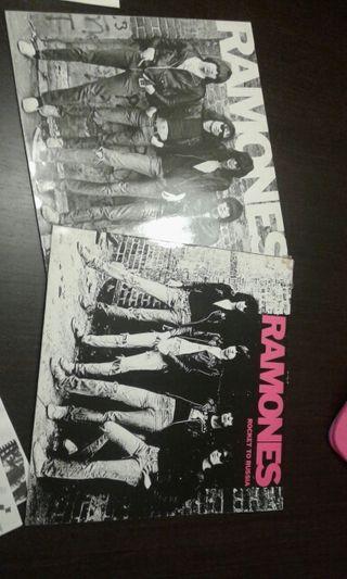 Ramones disco vinilo