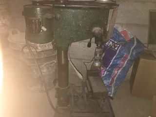 Taladro fresadora electromotor