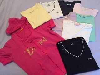 Liquidación camisetas T40