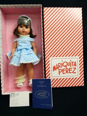 Espectacular muñeca mariquita Pérez