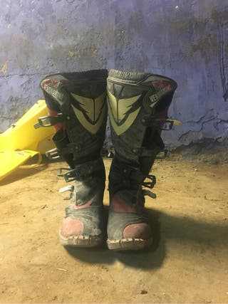 Botas de cross!