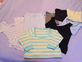 Liquidación camisetas y tops talla 38