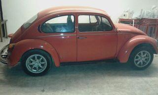 Volkswagen escarabajo 83