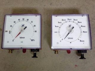 Medidor depósito gasóleo televar