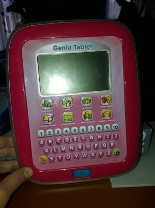 Juguete Tablet niña Vtech