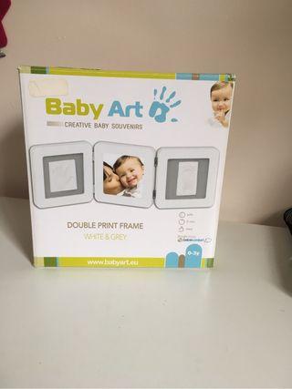 Baby art impresión de huella bebe