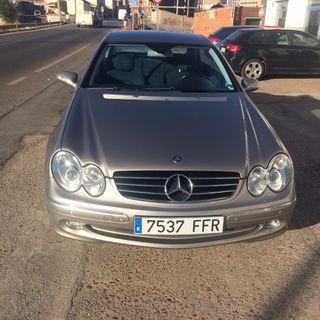 Se venden Mercedes Clk 320