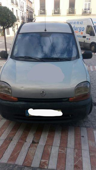 Furgonetas Renault kangoo