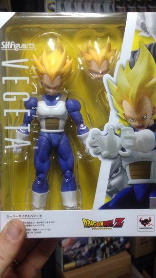 S.h Figuarts Dragon Ball New Vegeta, Bandai