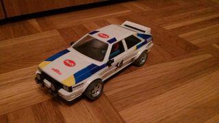 Audi quattro bbs
