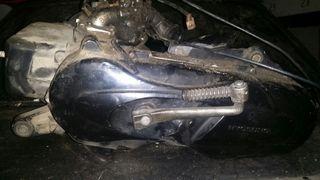 Motor hyosung 49cc